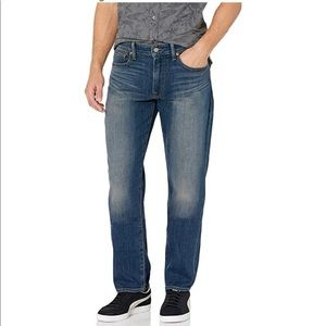 Lucky Brand Men's 121 Heritage Slim Jean Sz 38x32